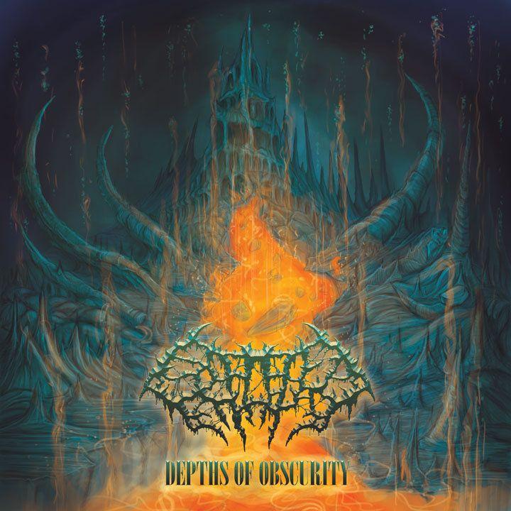 Splattered Entrails - Depths of Obscurity