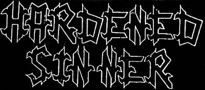 Hardened Sinner - Logo