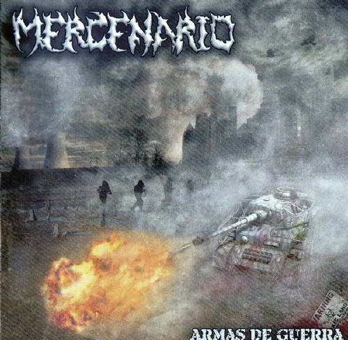 Mercenario - Armas de Guerra