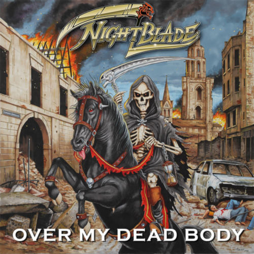 Nightblade - Over My Dead Body