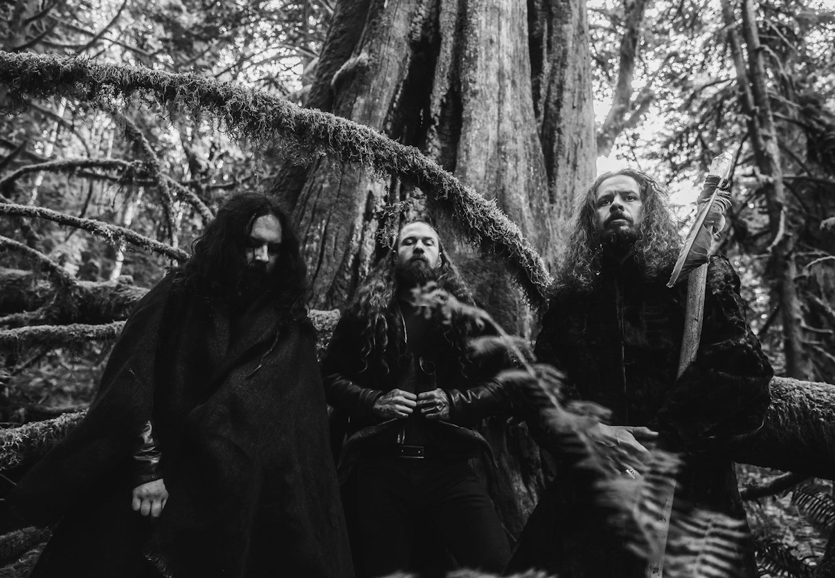 Wolves in the Throne Room members (Click to see larger picture)