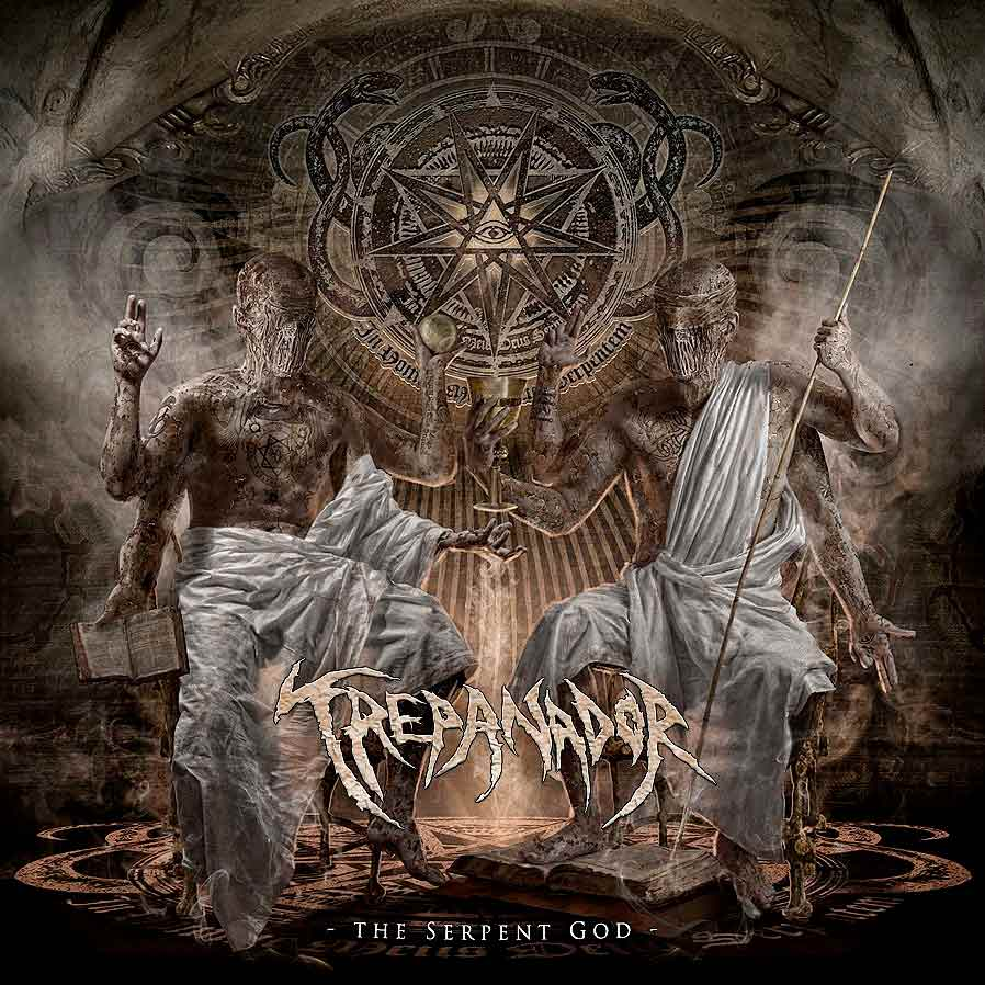 Trepanador - The Serpent God