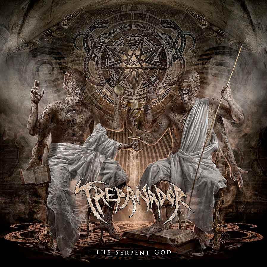 Trepanador - The Serpent God