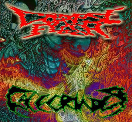 Corpseflesh / Facegrinder - Corpseflesh / Facegrinder