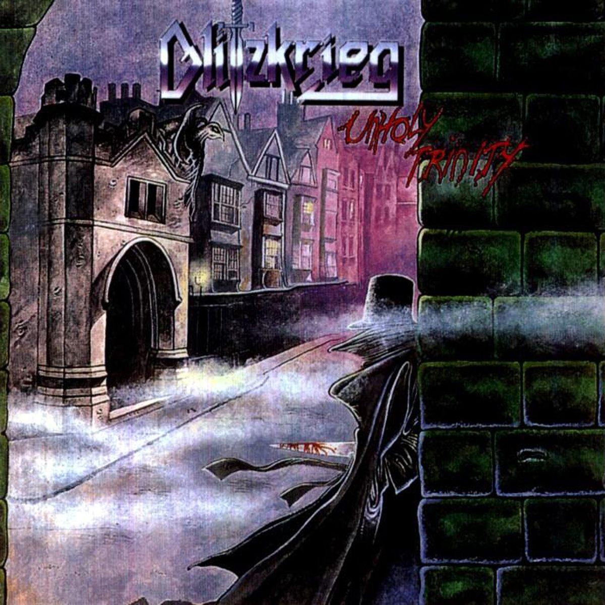 Blitzkrieg - Unholy Trinity