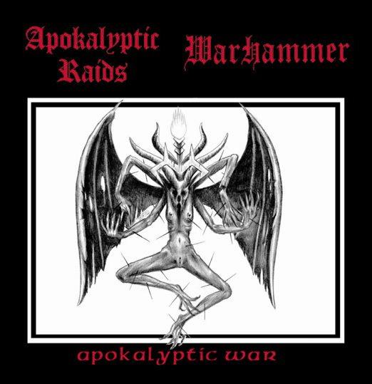 Apokalyptic Raids / Warhammer - Apokalyptic War