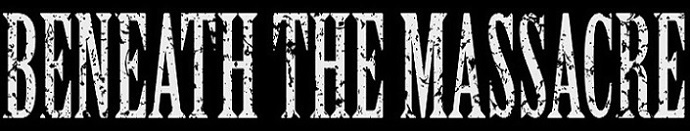 Beneath the Massacre - Logo