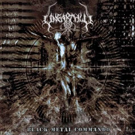 Unearthly - Black Metal Commando