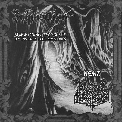 Inquisition / Profane Creation - Summoning the Black Dimensions in the Farallones / Nema