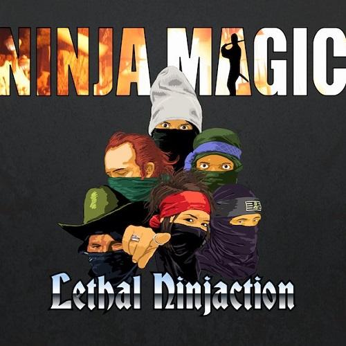 Ninja Magic - Lethal Ninjaction