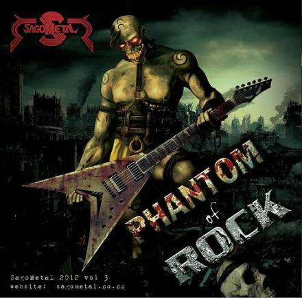 SagoMetal - Phantom of Rock