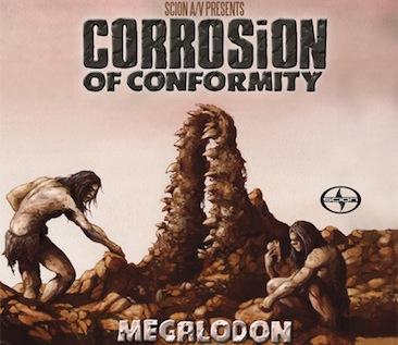 Corrosion of Conformity - Megalodon