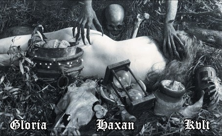 Styggmyr / Necrostrigis - Gloria - Haxan - Kvlt