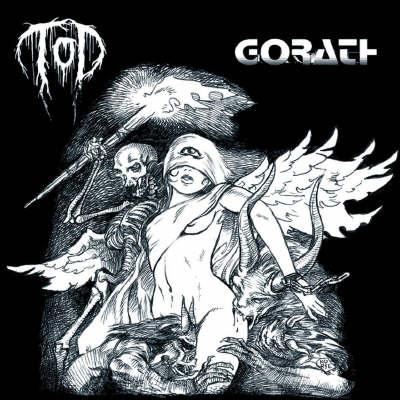 Gorath / Tod - Haunting the December Chords / Black Vengeance