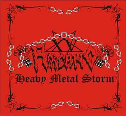 Arcano - Heavy Metal Storm