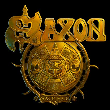 Saxon — Sacrifice (2013)