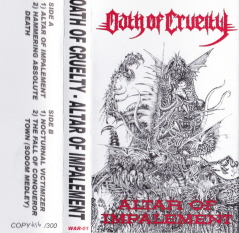 Oath of Cruelty - Altar of Impalement