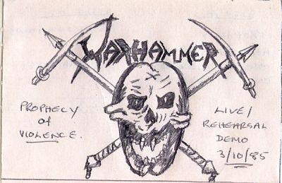 Warhammer - Prophecy of Violence