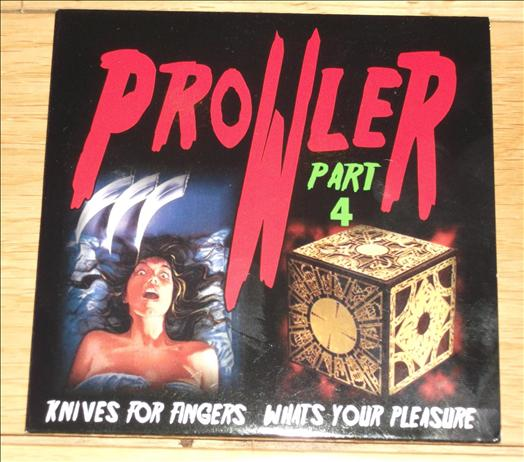 Prowler - Knives for Fingers / What's Your Pleasure (Part 4)