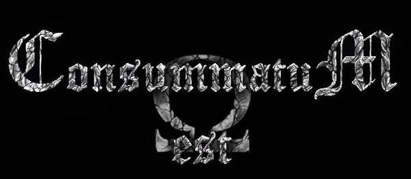 Consummatum Est - Logo