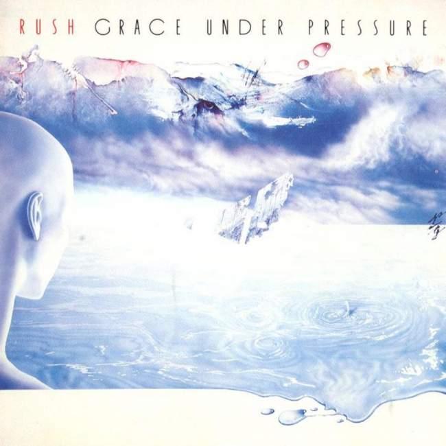 Rush - Grace Under Pressure