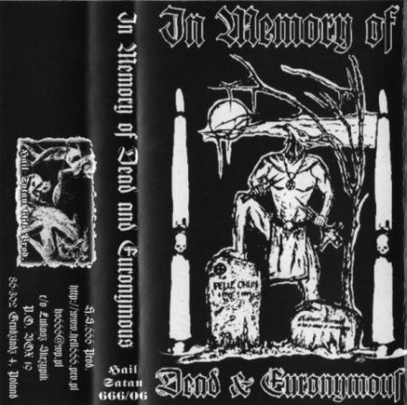 Abazagorath / Nocturnal / Swarost / Beleth / Crepusculum - In Memory of Dead & Euronymous