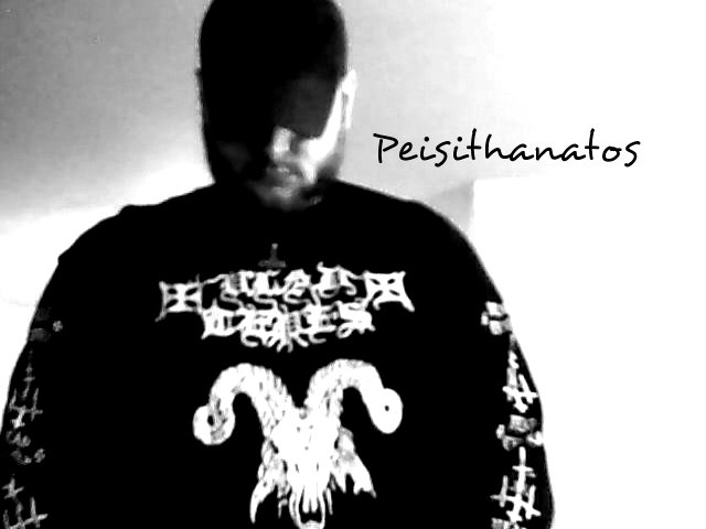 Peisithanatos - A Moment of Paranoid Schizophrenia