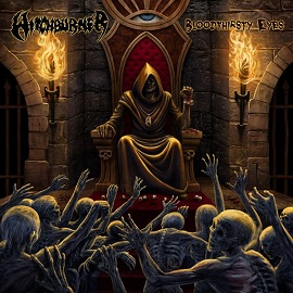 Witchburner - Bloodthirsty Eyes