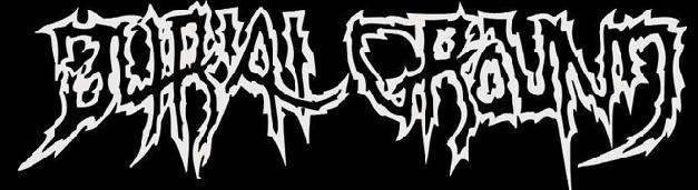 Burial Ground - Logo