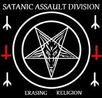 Satanic Assault Division - Erasing Religion