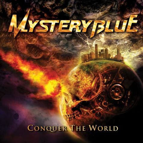 Mystery Blue - Conquer the World