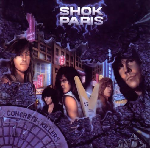 Shok Paris - Concrete Killers