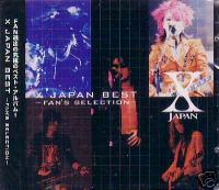 X Japan - Best-Fan's Selection