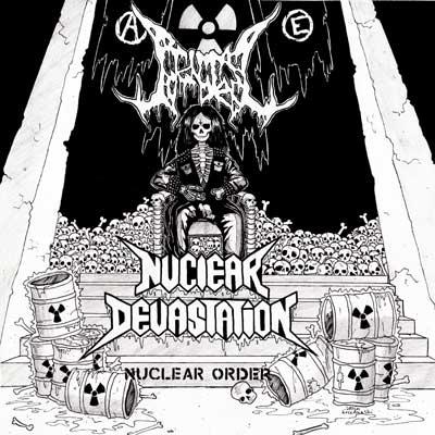 Primal Order / Nuclear Devastation - Nuclear Order