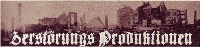 Zerstörungs Produktionen