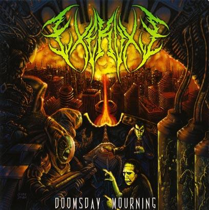Exekute - Doomsday Mourning