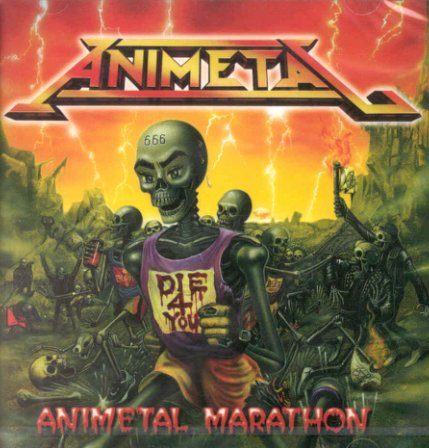 Animetal - Animetal Marathon