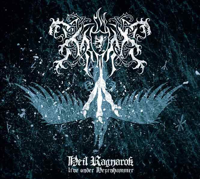 Kroda - Live Under Hexenhammer: Heil Ragnarok!
