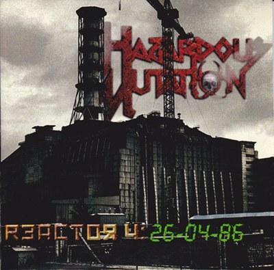 Hazardous Mutation - Reactor 4: 26-04-86