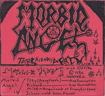 Morbid Angel - Total Hideous Death