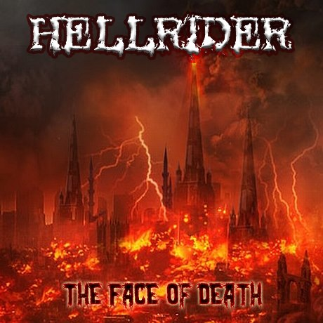 Hellrider - The Face of Death