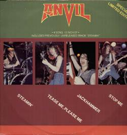 Anvil - Anvil