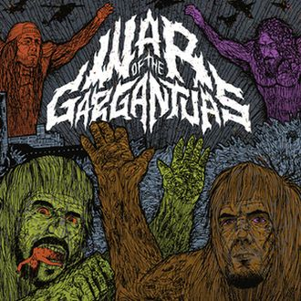 Warbeast / Philip H. Anselmo & the Illegals - War of the Gargantuas