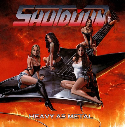 Shutdown - Heavy as Metal & Hot as Hell