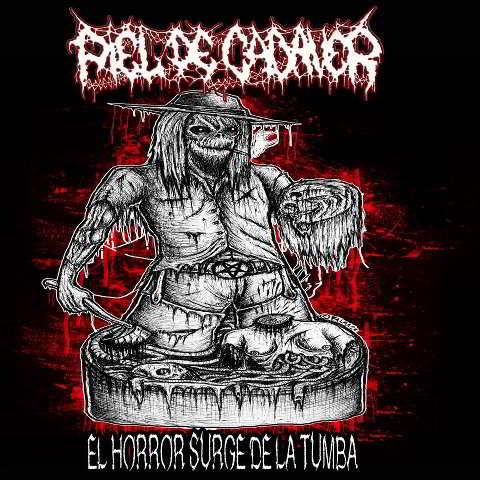 Piel de Cadaver - El Horror Surge de la Tumba