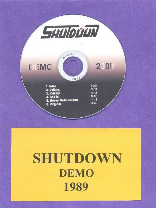Shutdown - Demo 2009