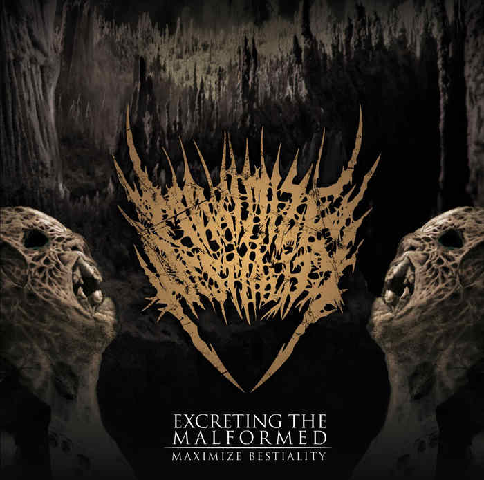 Maximize Bestiality - Excreting the Malformed