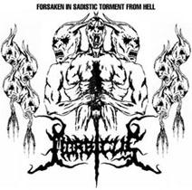 Morbicus - Forsaken in Sadistic Torment from Hell