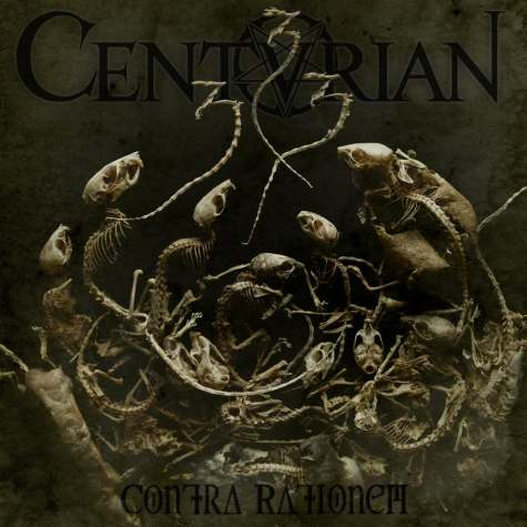 Centurian - Contra Rationem (2013) Album Review 360185