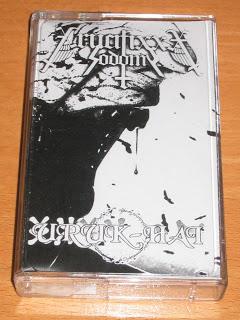 Crucifixxx Sodomy - Uruk Hai / Crucifixxx Sodomy